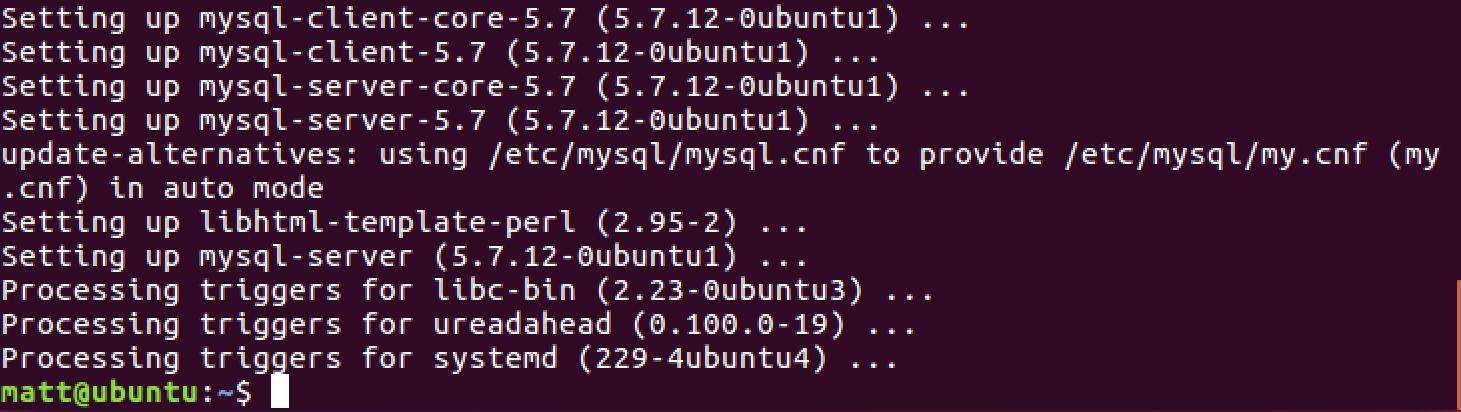 How to Install and Use MySQL on Ubuntu 16 04 - Full Stack Python