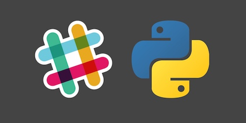how to build your first slack bot with python full stack python