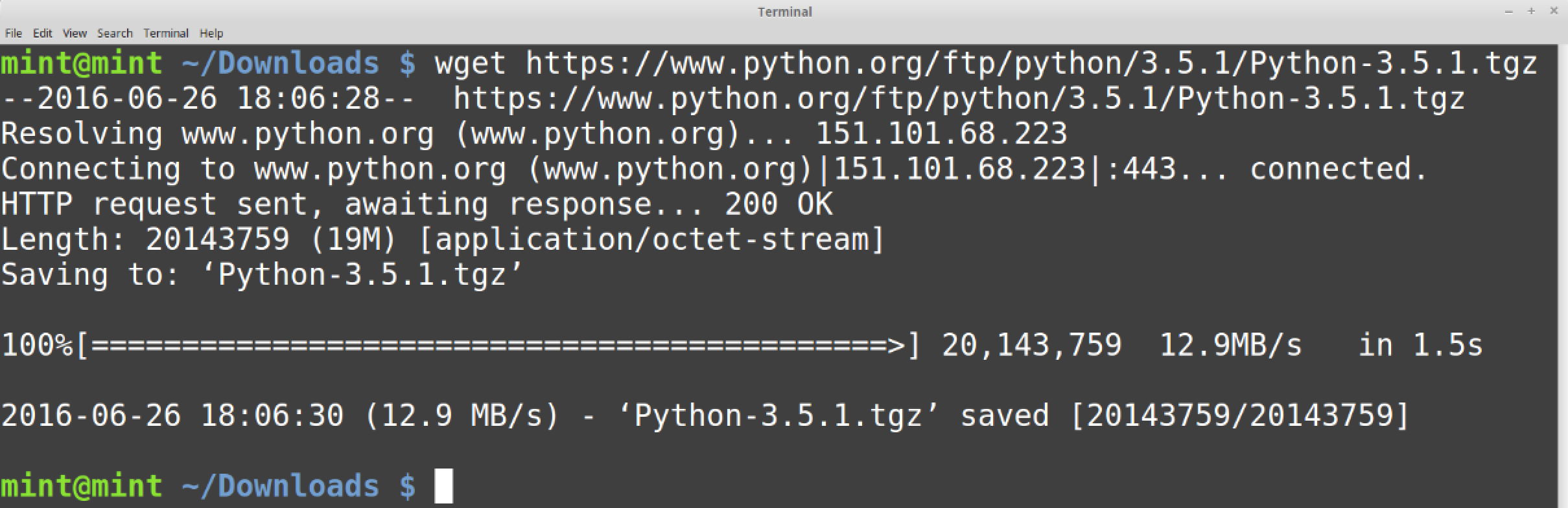 Setting Up Python 3, Django & Gunicorn on Linux Mint 17 3 - Full