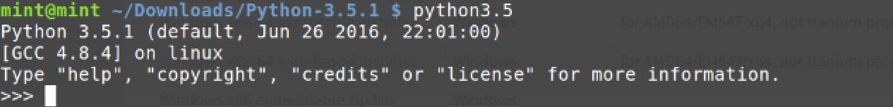 wget Python source code output.