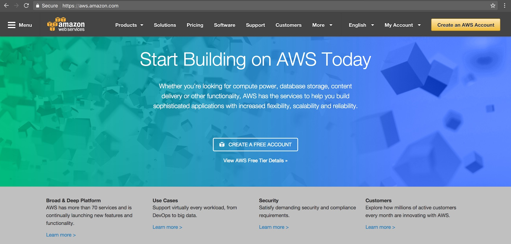 How to Create Your First Python 3.6 AWS Lambda Function - Full Stack ...