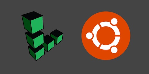Ubuntu Linux logo, copyright Canonical Ltd. and Linode logo.