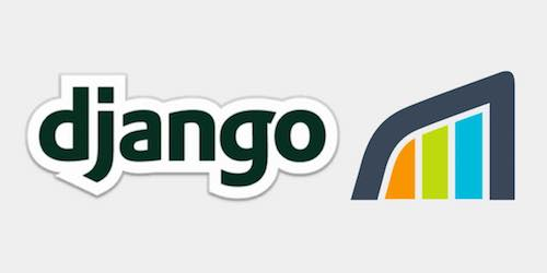 Django and Rollbar logos, copyright their respective owners.