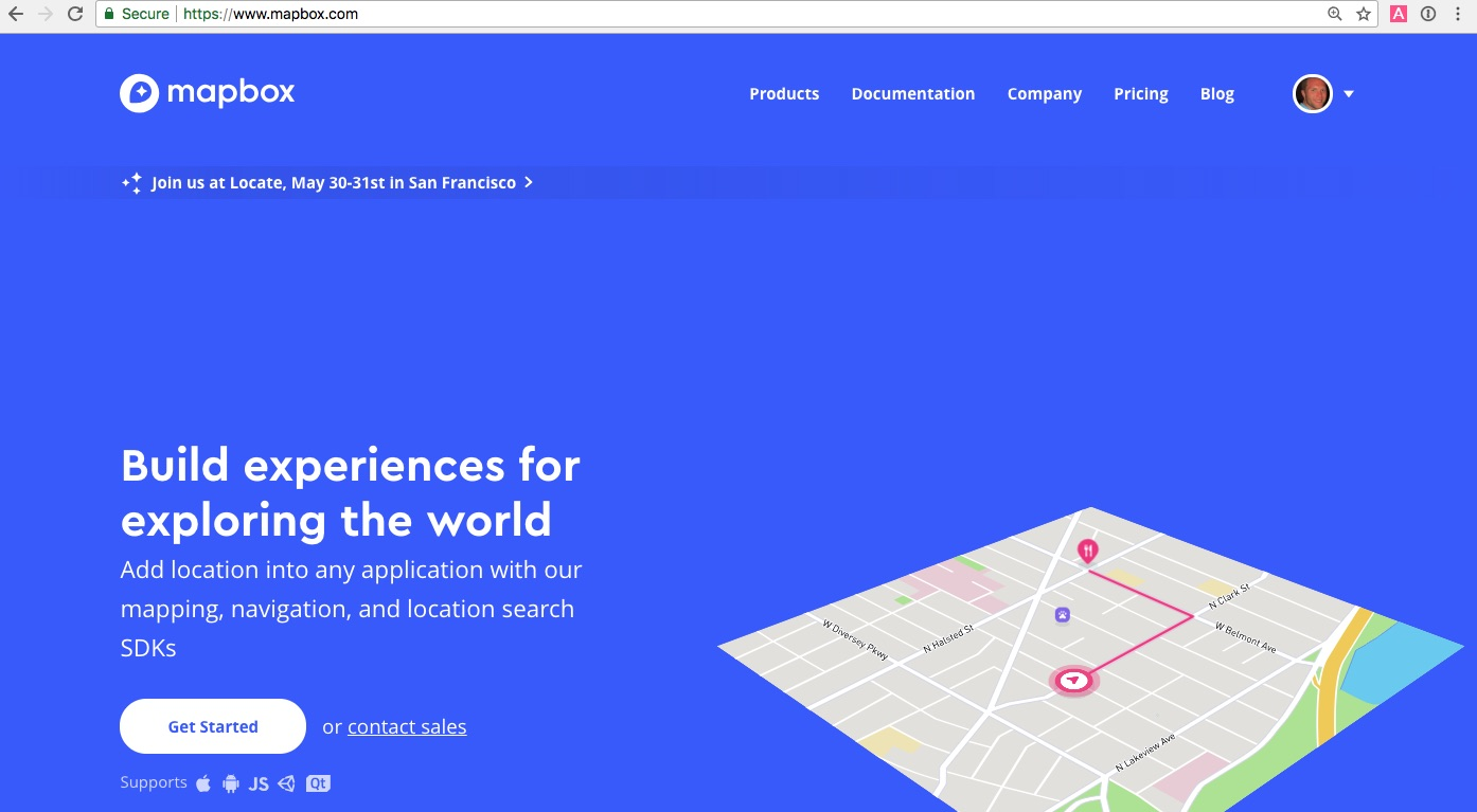 How to Add Maps to Django Web App Projects with Mapbox - Full Stack