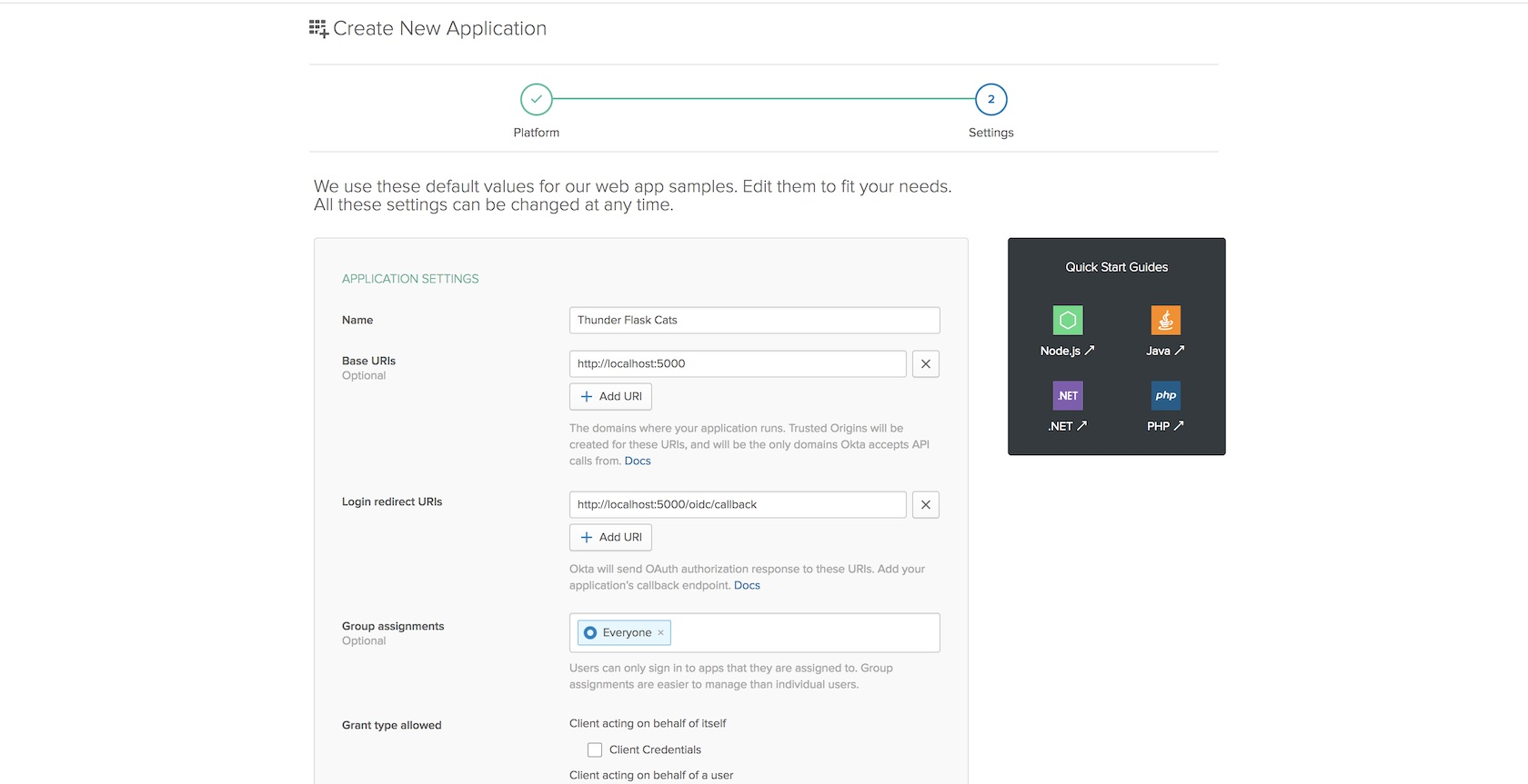 How to Add User Authentication to Flask Apps with Okta - Full Stack