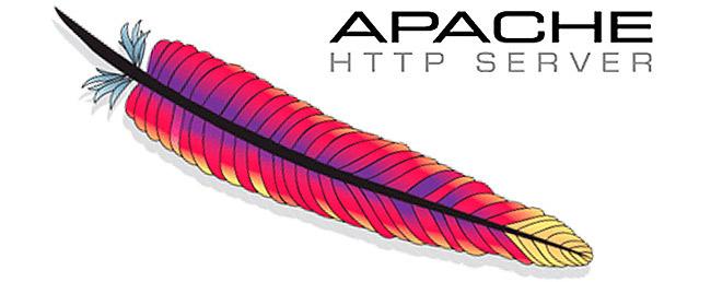 Apache HTTP Server logo.