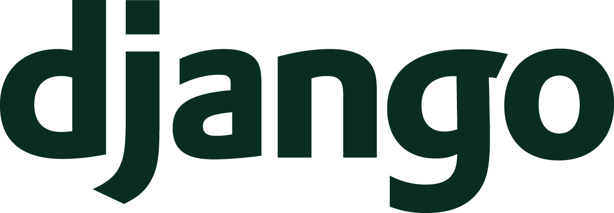 Official Django logo. Trademark Django Software Foundation.