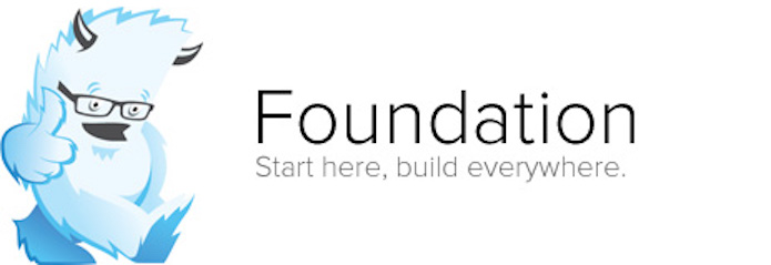 ZURB Foundation logo.
