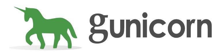 Official Green Unicorn (Gunicorn) logo.