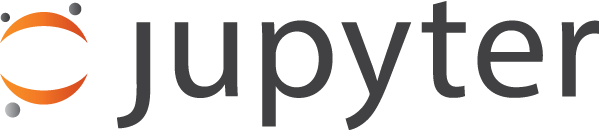 Jupyter Notebook project logo.
