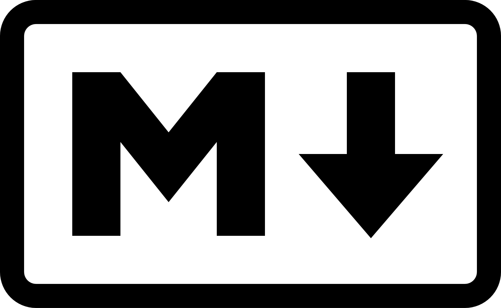 Markdown Logo is here.