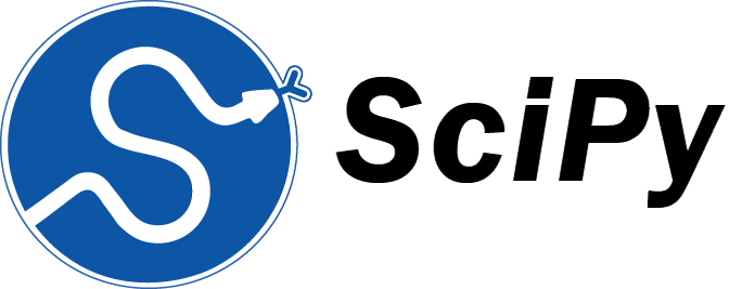 SciPy project logo.