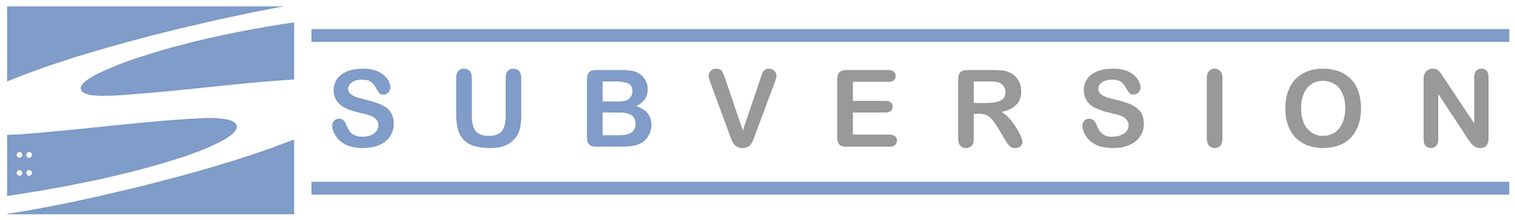 Official Apache Subversion (SVN) logo.