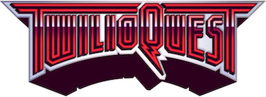 TwilioQuest logo.