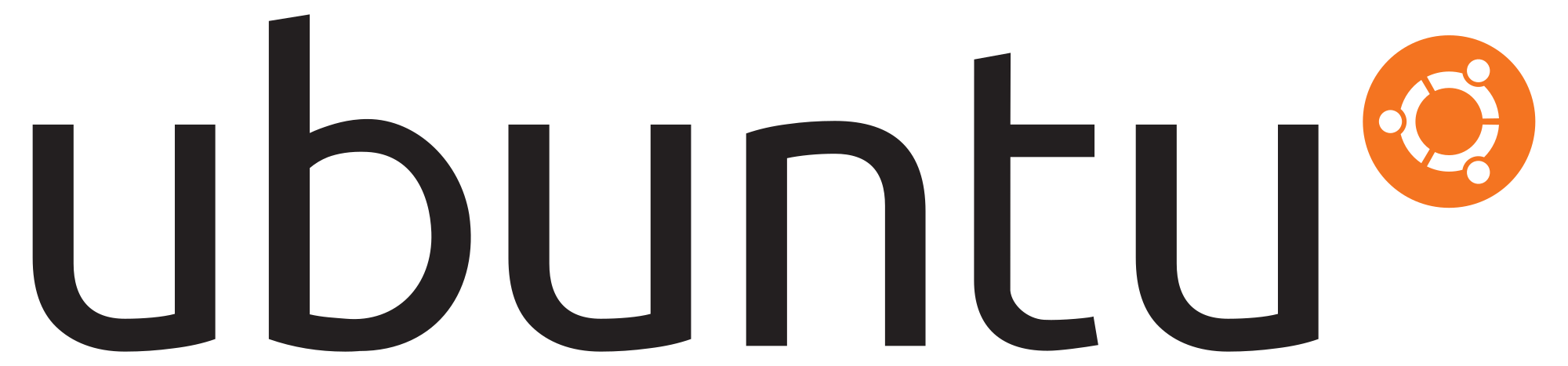Official Ubuntu logo. Copyright Canonical Ltd.