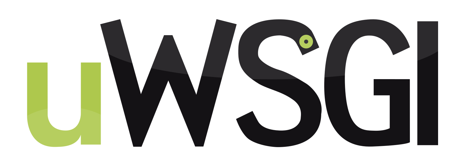 Official uWSGI logo.